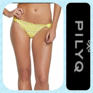 PILYQ SOL LACE FANNED BOTTOM